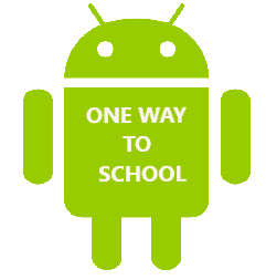 Click here to One way to School